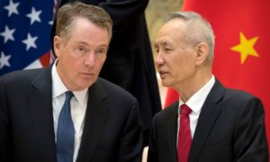 Chinese vice premier liu: Lai Haizhe and Liu He first talk after the signing of the US-China Trade Association