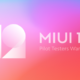 Miui 12 test: Test applications for MIUI 12 have started