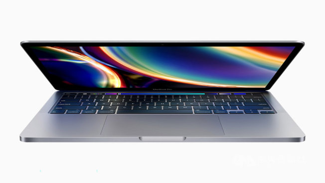 13-inch MacBook pro new product debut keyboard better