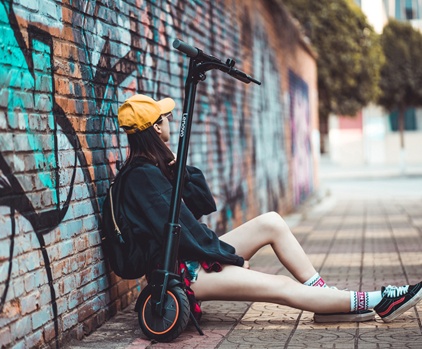 Lenovo M2 Electric Scooter: rival Xiaomi Mi Scooter with a range of 30 km and a price tag of $ 282