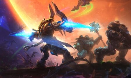 Heroes of the Storm: Braxis Outpost - Hero Chaos from June 26th