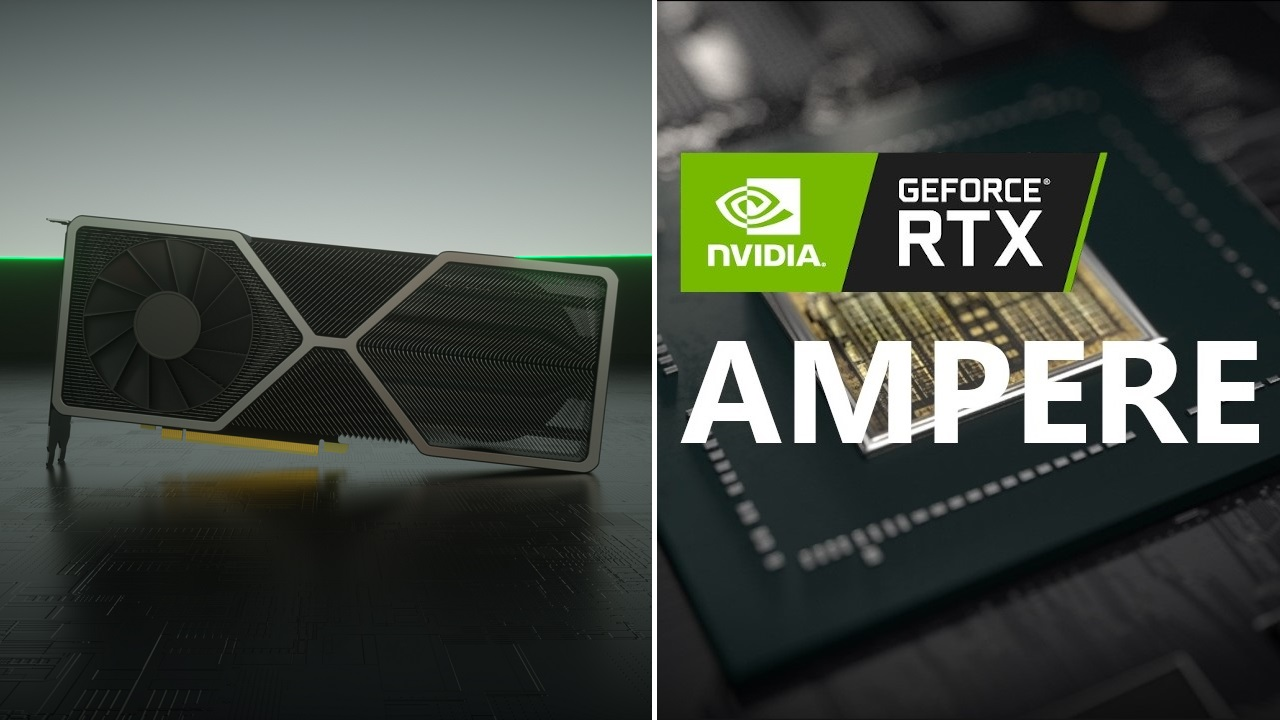 NVIDIA Ampere graphics cards release date leaked