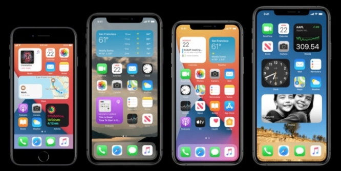Update to iOS 14 and iPadOS 14: Apple introduces new functions