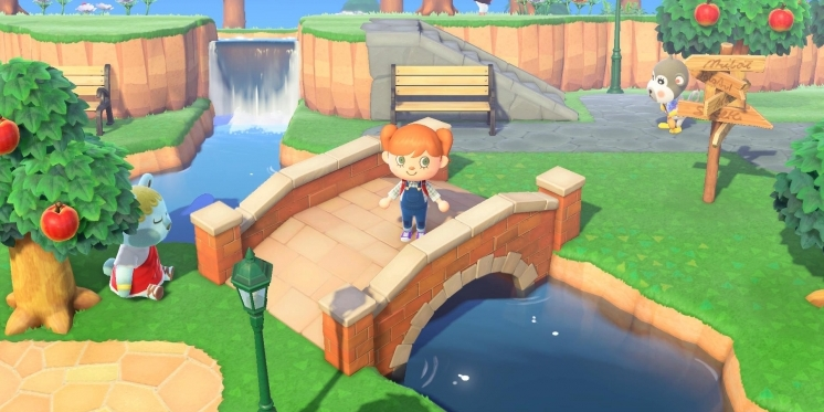 Animal Crossing New Horizons PS4 Game Free Download Highly Compressed