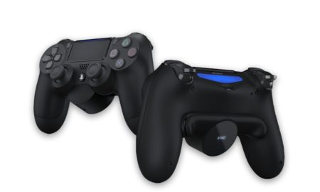 The popular PS4 back button accessory resumes supply