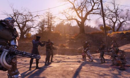 The first disaster of Fallout 76 resulted in the bounce of Destroyed Warriors: Eternit