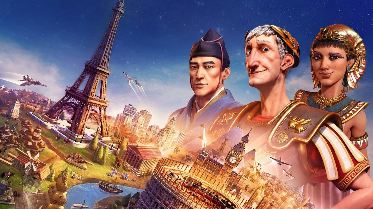 The turn-based strategy Civilization VI is out on Android