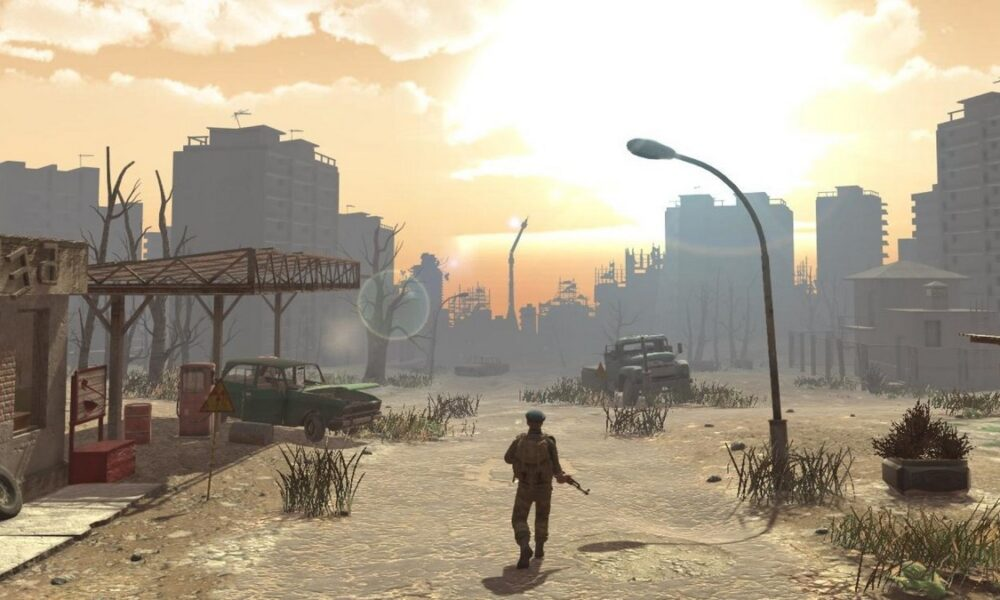Download Post-apocalyptic ATOM RPG APK Latest Version
