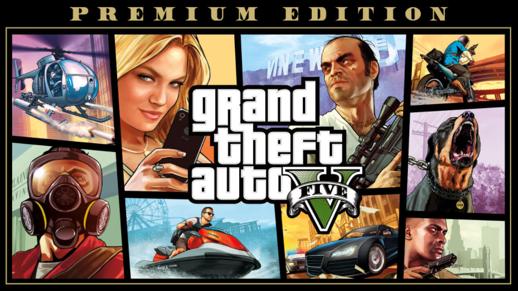 Grand Theft Auto V 5 PC Full Moded Game Version Download