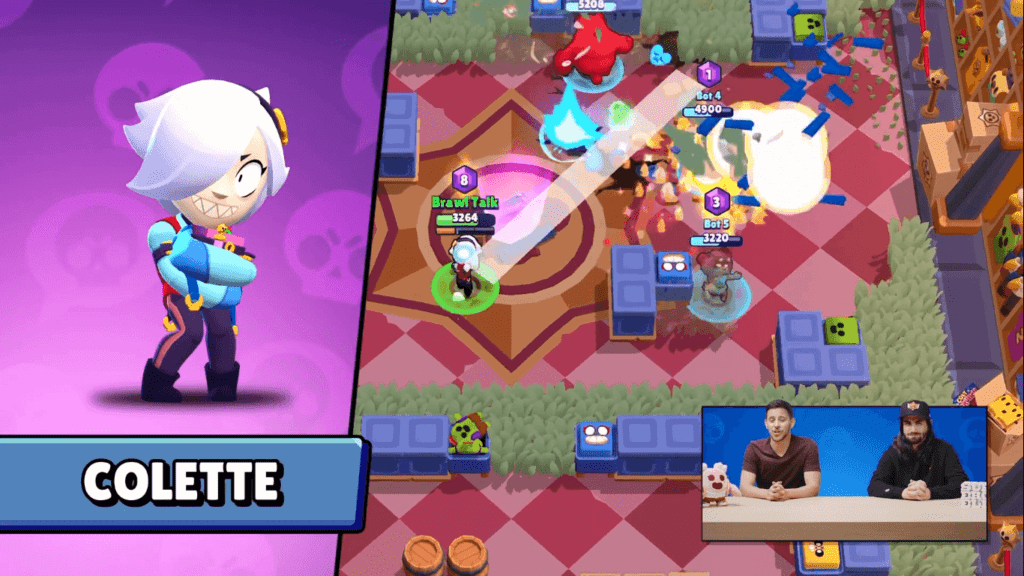 Brawl Stars Colette Latest Version Download