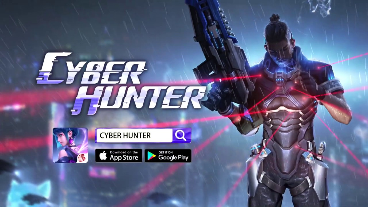 Download Cyber Hunter Latest Version For iOS