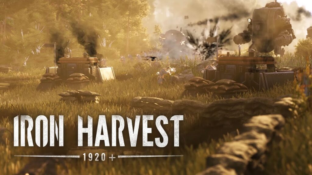 Iron Harvest Free Download Full Version PS4 Setup