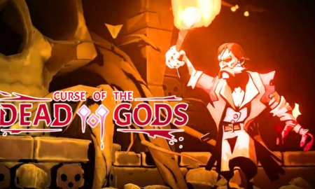 Curse of the dead gods Crack + Keygen For PC Full Game Free Download