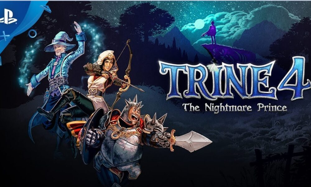 Trine 4: The Nightmare Prince Full Game Free Version PC Crack Setup Download