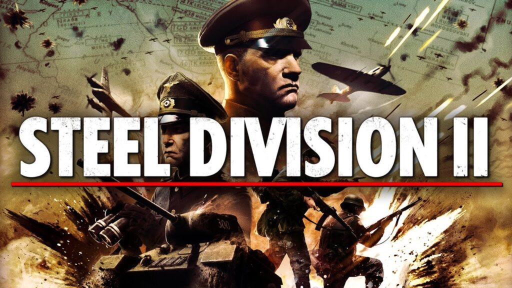 Steel Division 2 Full Cracked Game Download