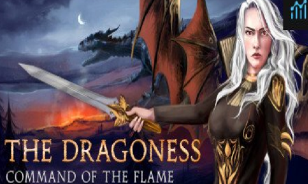 The Dragoness: Command of the Flame Full Game Free Version PC Crack Setup Download