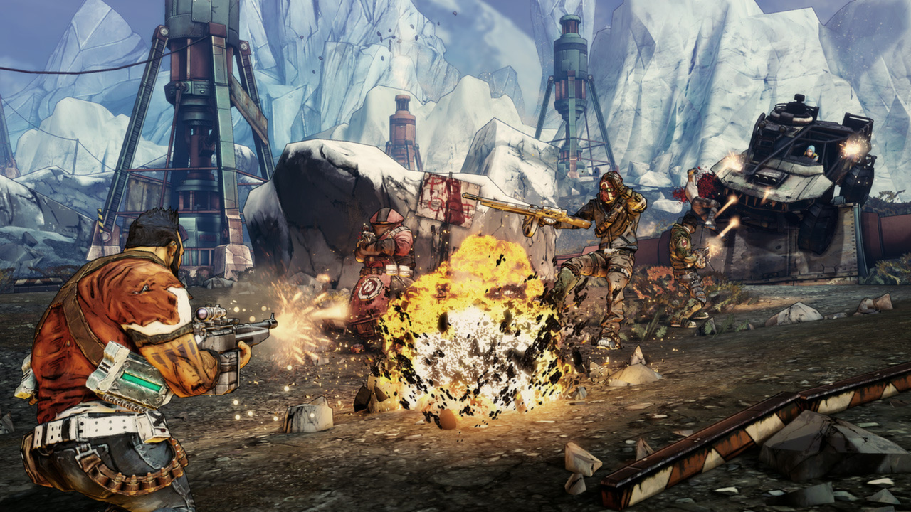 Borderlands 2 Download Game Without Sign In