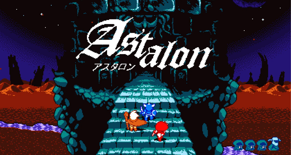 Astalon Tears of the Earth Full Game Free Version PC Crack Setup Download