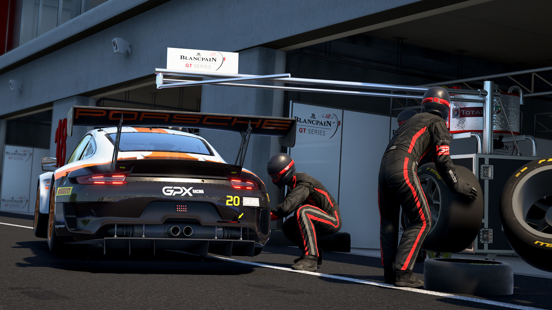Assetto Corsa Competizione Download Game For PC Highly Compressed