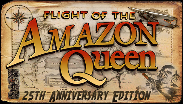 Flight of the Amazon Queen 25th Anniversary Edition Full Game Free Version iOS Mobile Setup Download